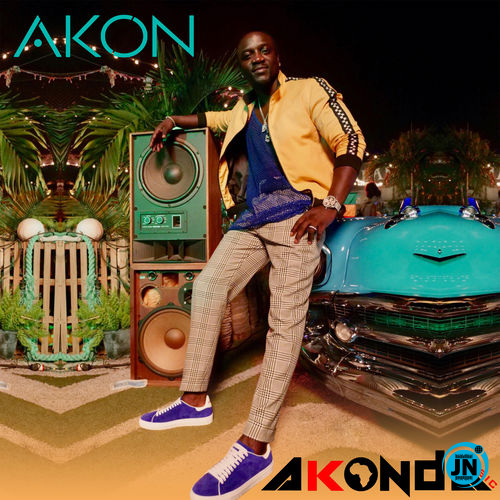 Akon - Scammers Ft. Olamide